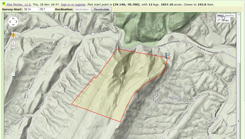 About Plat Plotter Plat Plotter User Blog - Map plotter free